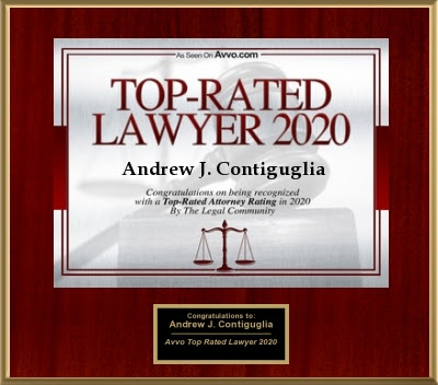 Avvo Top-Rated Lawyer 2020