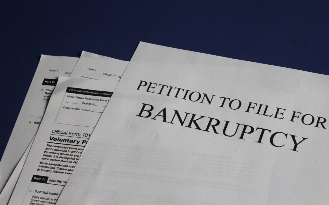 Going Bankrupt? Here's What You Should Do, and How to Avoid the Pitfalls.