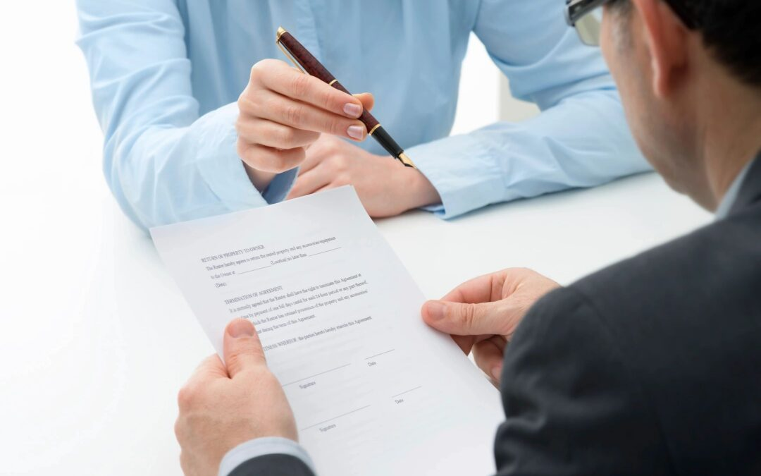 7 Reasons Why a Written Contract is Necessary
