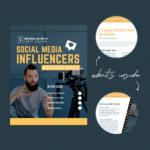 Image of Social Media Influencer's Guide. What's inside.